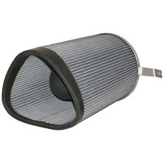 K&N 28-4140 High-Flow Auto Racing Filter, 15.625in Tall