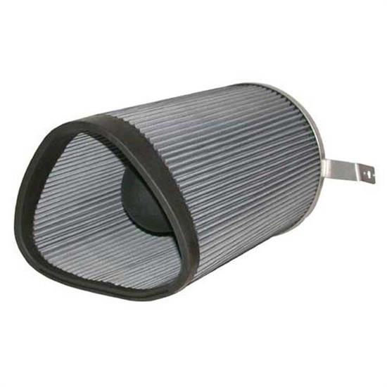 K&N 28-4180 High-Flow Auto Racing Filter, 15.375in Tall