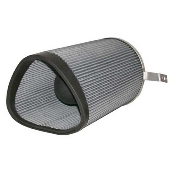 K&N 28-4185 High-Flow Auto Racing Filter, 11.625in Tall