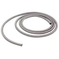 Spectre 29210 Braided Stainless Steel-Flex Fuel Line, 1/4 Inch x 10 Ft