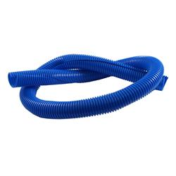 Spectre 29946 Convoluted Wire Loom Tubing, Blue, 1.25 Inch x 4 Ft.