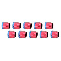 Spectre 3261 Magna Clamp Hose Clamps, Anodized, 1 ID