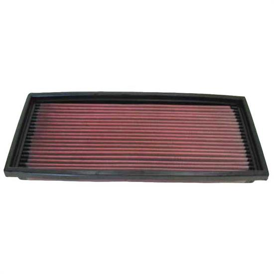 K&N 33-2004 Lifetime Performance Air Filter, Porsche 2.7L-3.0L
