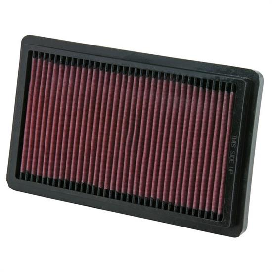 K&N 33-2005 Lifetime Performance Air Filter, BMW 1.8L-3.5L