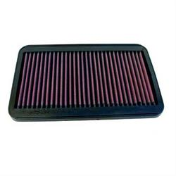 K&N 33-2009 Lifetime Performance Air Filter, Toyota 2.0L-2.8L