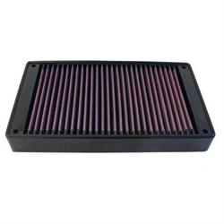 K&N 33-2010 Lifetime Air Filter, Nissan 1.4L-3.0L, Subaru 1.8L-2.7L