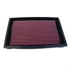 K&N 33-2012 Lifetime Performance Air Filter, Ford/Lincoln/Merc 5.0L