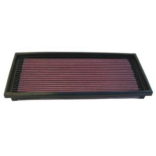 K&N 33-2014 Lifetime Performance Air Filter, Chevy 5.7L