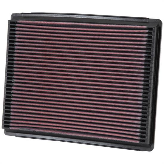 K&N 33-2015 Lifetime Performance Air Filter, Ford 3.8-5.0, Lincoln 5.0