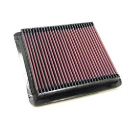 K&N 33-2016 Lifetime Performance Air Filter, Mazda 1.3L
