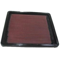 K&N 33-2017 Lifetime Performance Air Filter, Mazda 1.3L