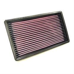 K&N 33-2020 Lifetime Performance Air Filter, Saab 2.0L-2.3L