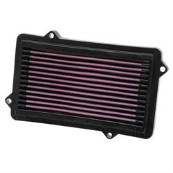 K&N 33-2021 Lifetime Performance Air Filter, Acura 1.6, Honda 1.5-1.6