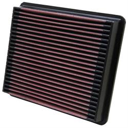 K&N 33-2027 Lifetime Performance Air Filter, Mazda 1.6L, Mercury 1.6L