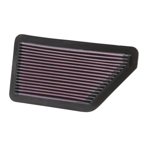 K&N 33-2028 Lifetime Performance Air Filter, Acura 1.7L-1.8L