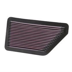 K&N 33-2028 Lifetime Performance Air Filter, Acura 1.7L-1.8L