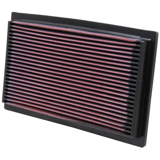 K&N 33-2029 Lifetime Performance Air Filter, Audi 1.8-2.8, VW 1.6-2.9