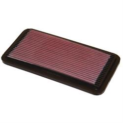 K&N 33-2030 Lifetime Performance Air Filter, Geo 1.6L, Lexus 2.5L
