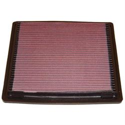K&N 33-2033 Lifetime Performance Air Filter, Ford/Mercury 3.8L-5.0L