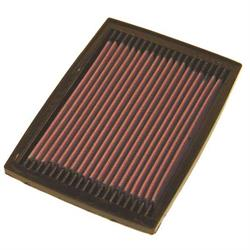 K&N 33-2037 Lifetime Performance Air Filter, Chevy 2.8L-3.1L