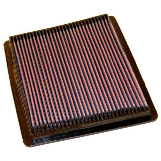 K&N 33-2040 Lifetime Performance Air Filter, Ford 3.0L-3.2L