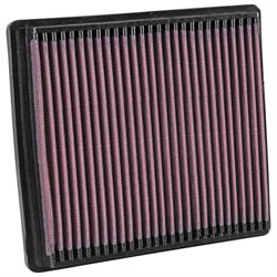 K&N 33-2044 Lifetime Performance Air Filter, Ford/Mercury 2.3L