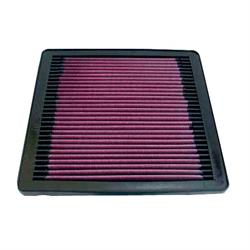 K&N 33-2045 Lifetime Performance Air Filter, Dodge 2.4L-3.0L