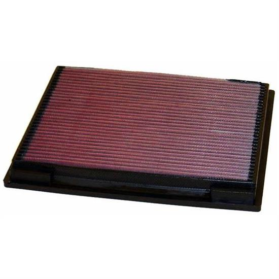 K&N 33-2048 Lifetime Performance Air Filter, Jeep 2.5L-5.9L