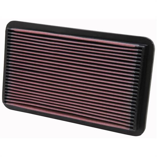 K&N 33-2052 Lifetime Performance Air Filter, Holden 3.0L, Lexus 3.0L