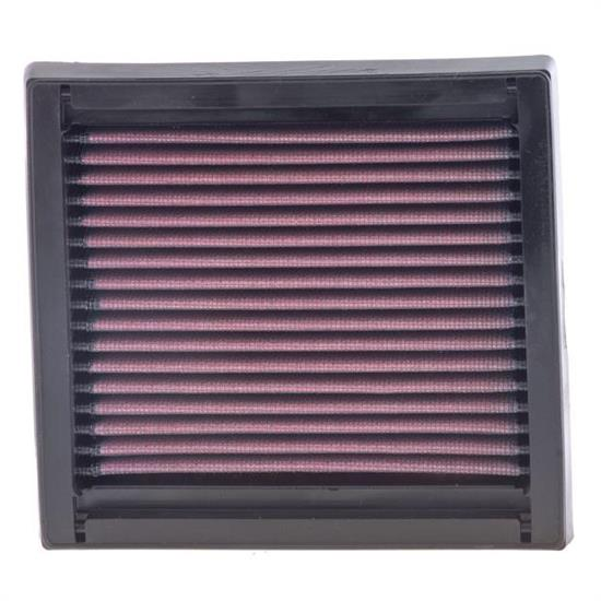 K&N 33-2060 Lifetime Performance Air Filter, Nissan 1.0L-1.4L