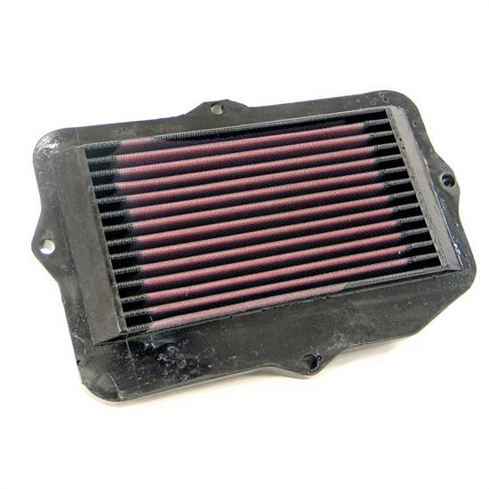 K&N 33-2061 Lifetime Performance Air Filter, Honda 1.6L