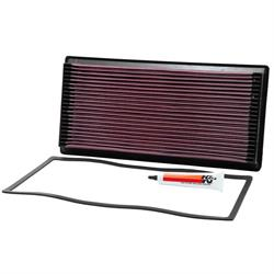 K&N 33-2062-1 Lifetime Performance Air Filter, Chevy/GMC 6.5L