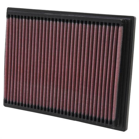 K&N 33-2070 Lifetime Performance Air Filter, BMW 2.0L-3.2L
