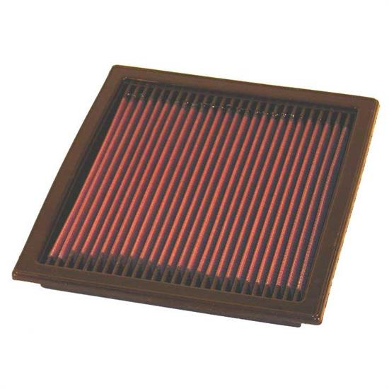 K&N 33-2073 Lifetime Performance Air Filter, Lincoln 4.6L