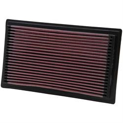 K&N 33-2075 Lifetime Performance Air Filter, Fiat 1.6, Subaru 2.0-3.0