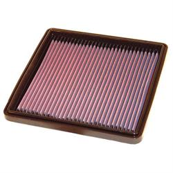 K&N 33-2076 Lifetime Performance Air Filter, Porsche 3.2L
