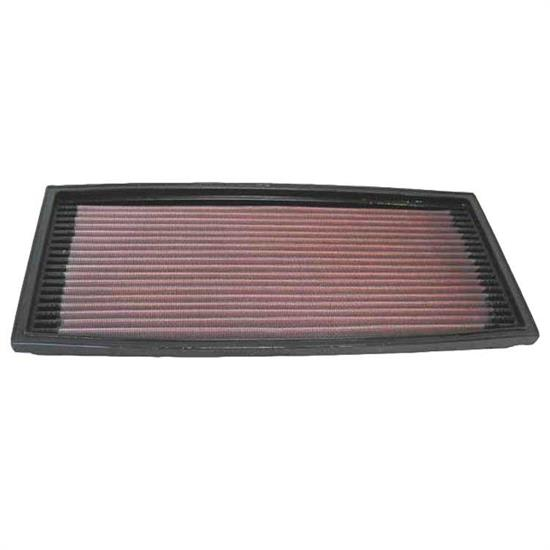 K&N 33-2078 Lifetime Performance Air Filter, BMW 2.0L-3.8L