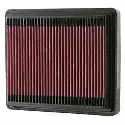 K&N 33-2081 Lifetime Performance Air Filter, Porsche 2.5L