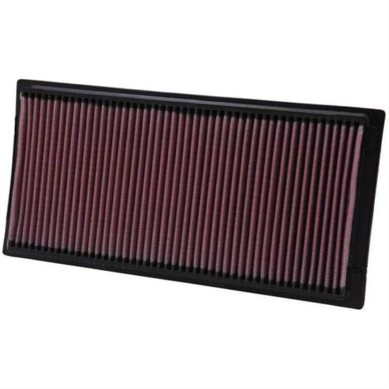 K&N 33-2084 Lifetime Performance Air Filter, Chevy 5.7, Dodge 3.9-5.9