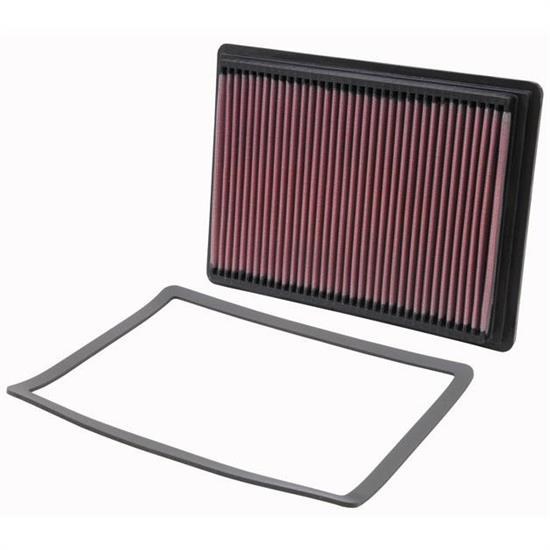 K&N 33-2086 Lifetime Performance Air Filter