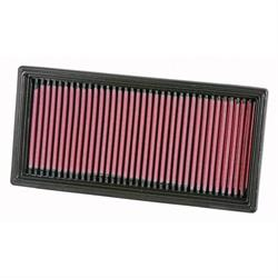 K&N 33-2087 Lifetime Performance Air Filter
