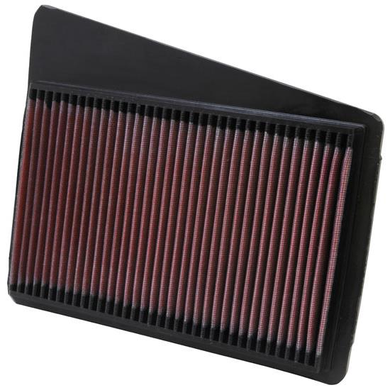 K&N 33-2089 Lifetime Performance Air Filter, Acura 3.2L, Honda 3.2L