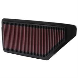 K&N 33-2090 Lifetime Performance Air Filter, Honda 2.0L-2.3L
