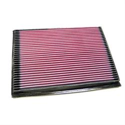 K&N 33-2097 Lifetime Performance Air Filter, Vauxhall 1.8L