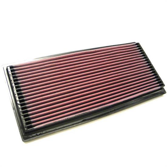 K&N 33-2099 Lifetime Performance Air Filter, Ford 7.5L