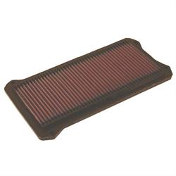 K&N 33-2100 Lifetime Performance Air Filter, Acura 3.0L, Honda 2.7L