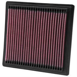 K&N 33-2104 Lifetime Performance Air Filter, Honda 1.5L-2.0L