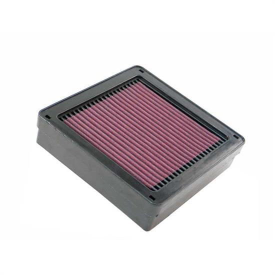 K&N 33-2105 Lifetime Performance Air Filter, Mitsubishi 1.3L-2.4L