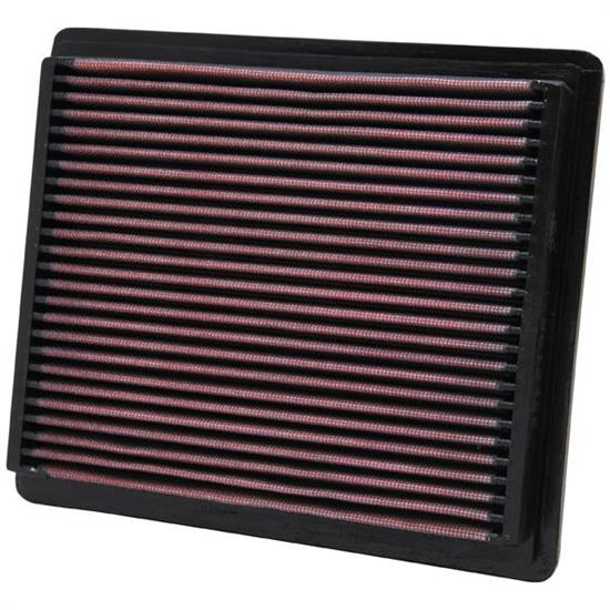 K&N 33-2106-1 Lifetime Air Filter, Ford 2.3L-5.0L, Mazda 2.3L-4.0L