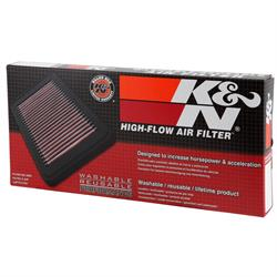 K&N 33-2111 Lifetime Performance Air Filter, Chevy/GMC 4.3L-7.4L